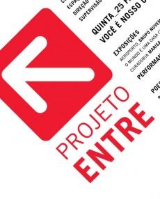 convite Projeto Entre / Divulgação
