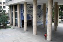 Palácio Gustavo Capanema / Foto divulgação