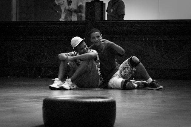 DI cia. de dança / Foto: Anna Clara Hokama