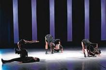 Enquanto dure, Cia. Ballet da Cidade de Niterói / Foto divulgação