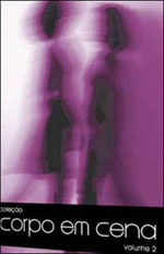 capa do livro Corpo em Cena, Volume 2 / Divulgação