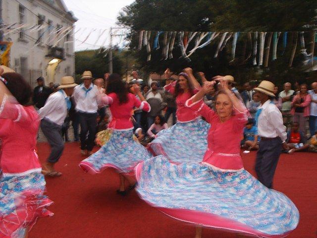 Uma apresentação da Ciranda de Tarituba / Foto: Ponto de Cultura Escola Ciranda de Tarituba