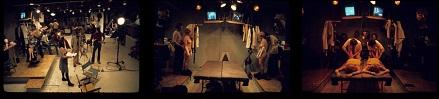 The Marilyn Project (1975-1976) – encenação de Richard Schechner / Foto: Richard Schechner