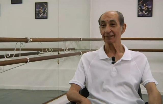Ceme Jambay em entrevista